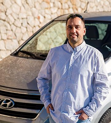 Stjepan Wine Tour Guide/Driver